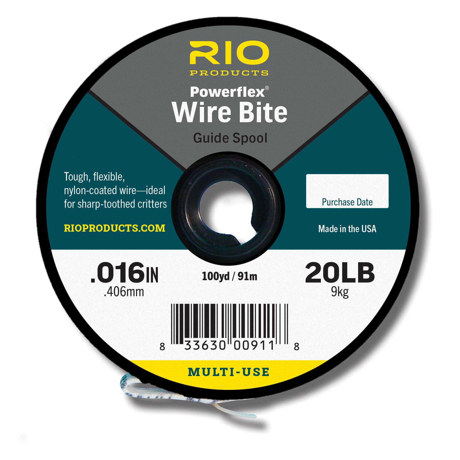 Rio Powerflex Wirebite