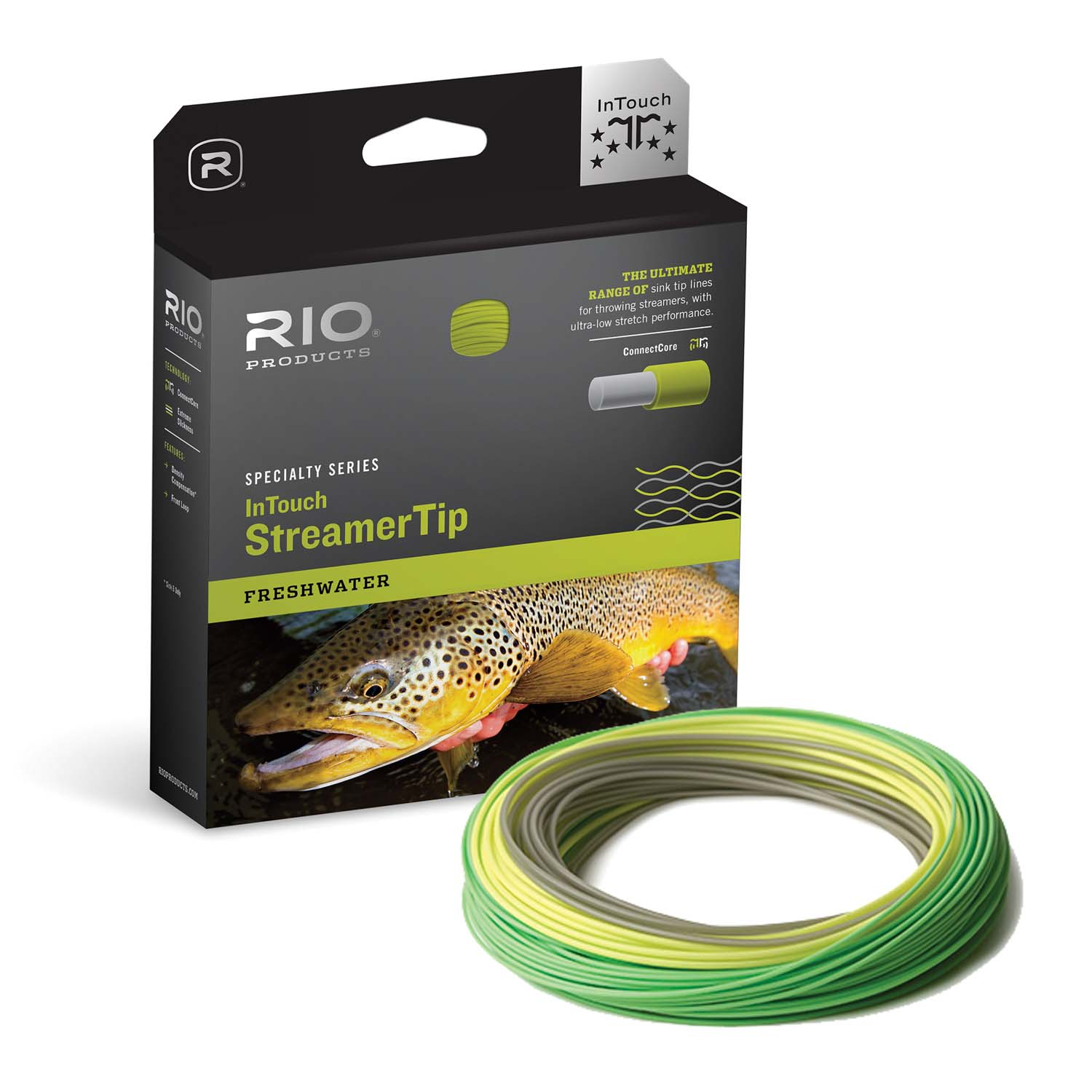 In Touch Streamer Tip Box + Spool