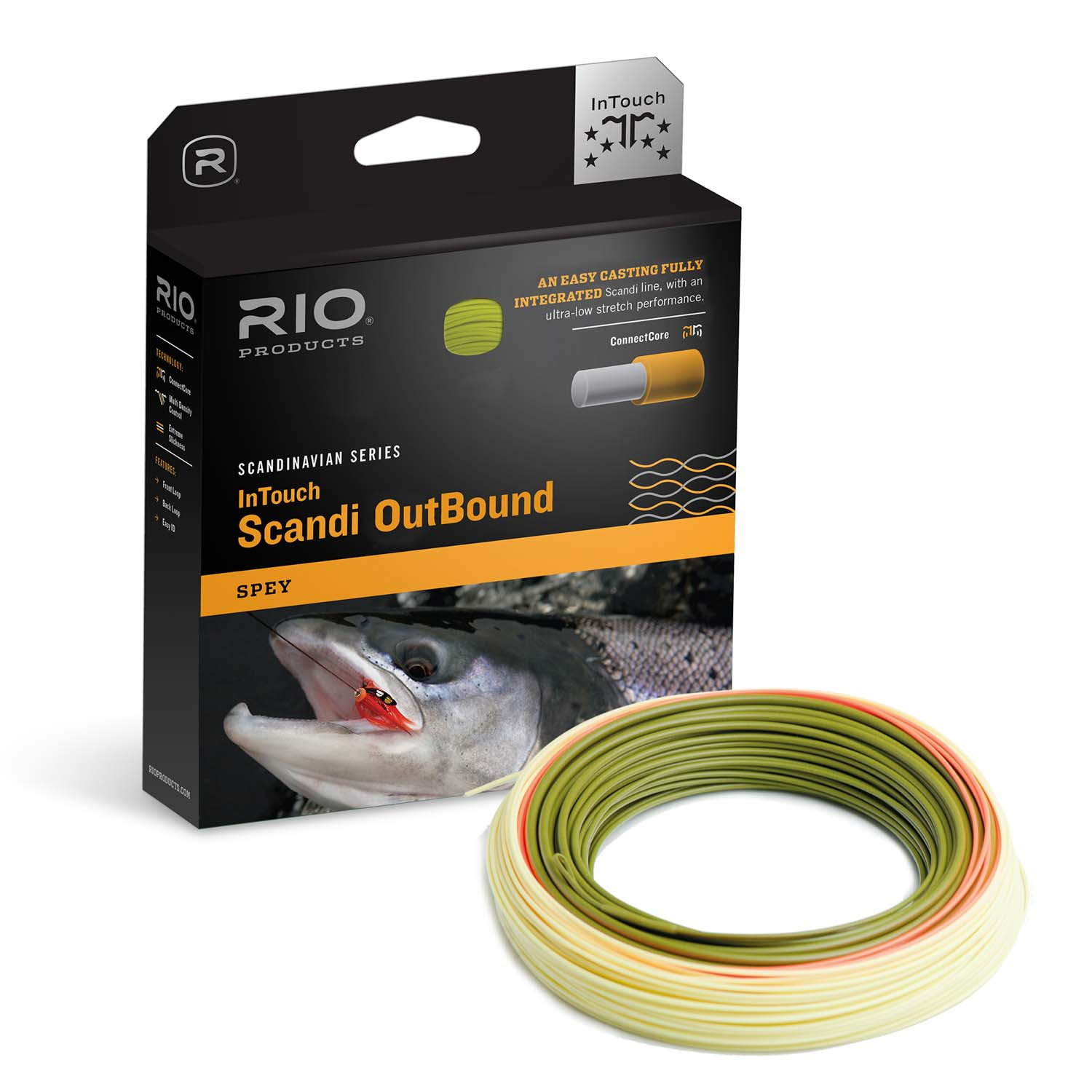 InTouch Scandi Outbound Box + Spool
