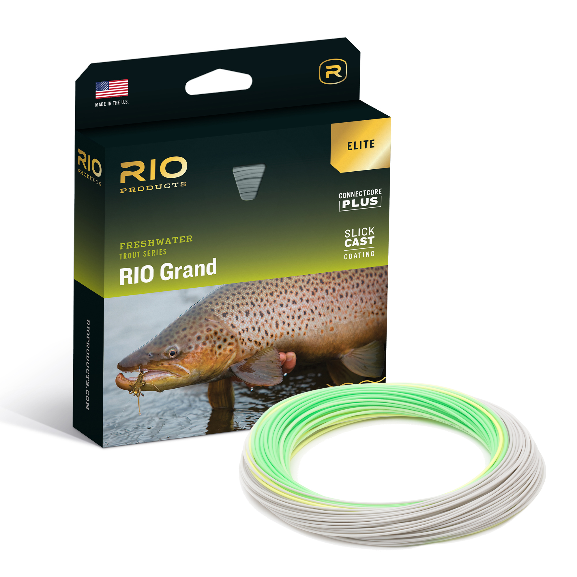 RIO SLICKCAST GRAND FLY LINE BOX