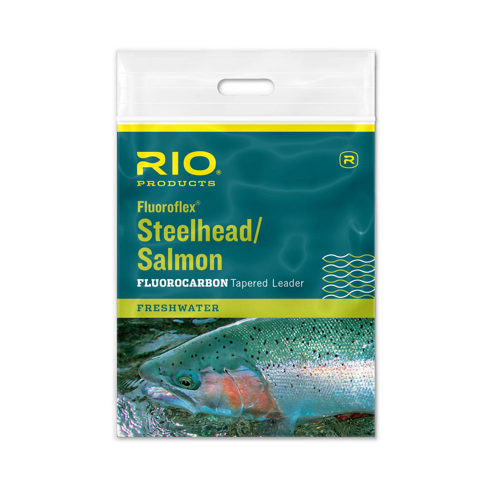 Rio Fluroflex Salmon / Steelhead Leader