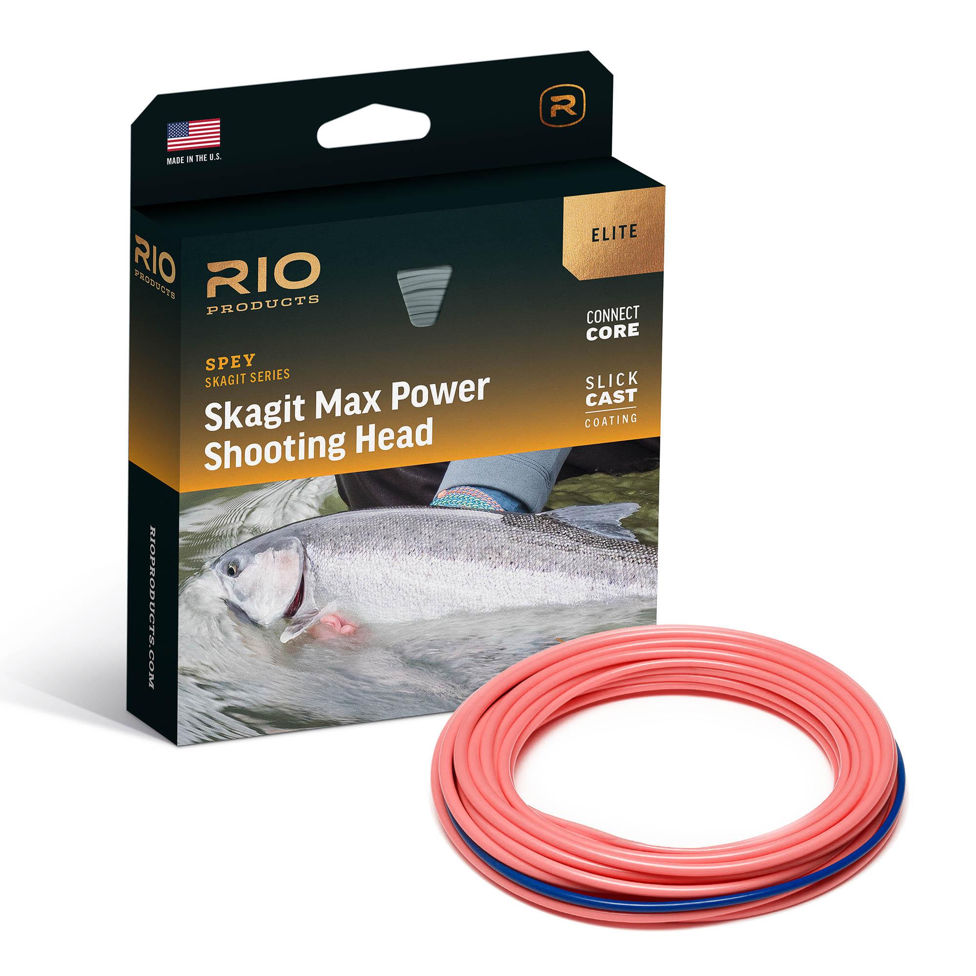 RIO ELITE SKAGIT MAX POWER HEAD