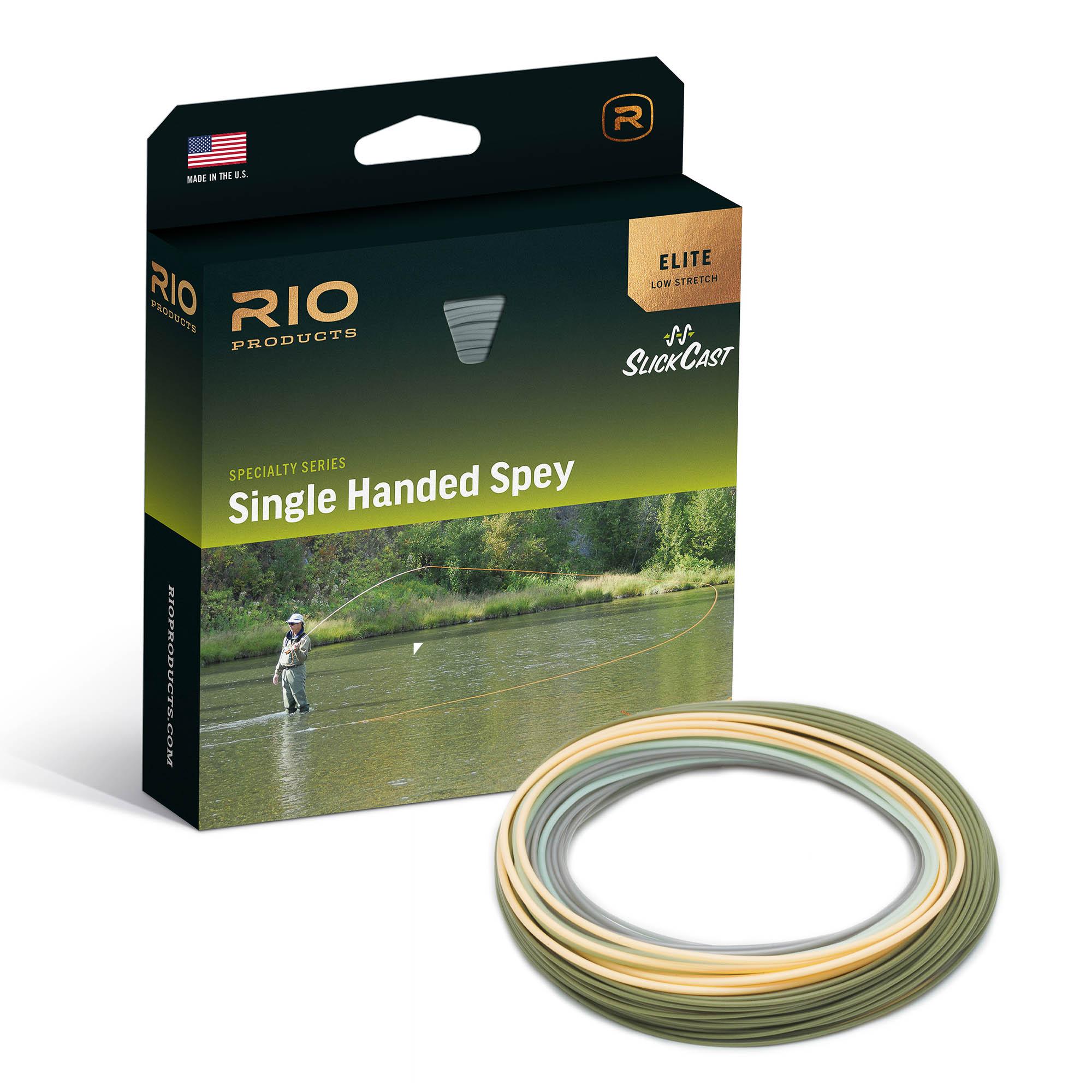 Elite Rio Single Hand Spey Fly Line
