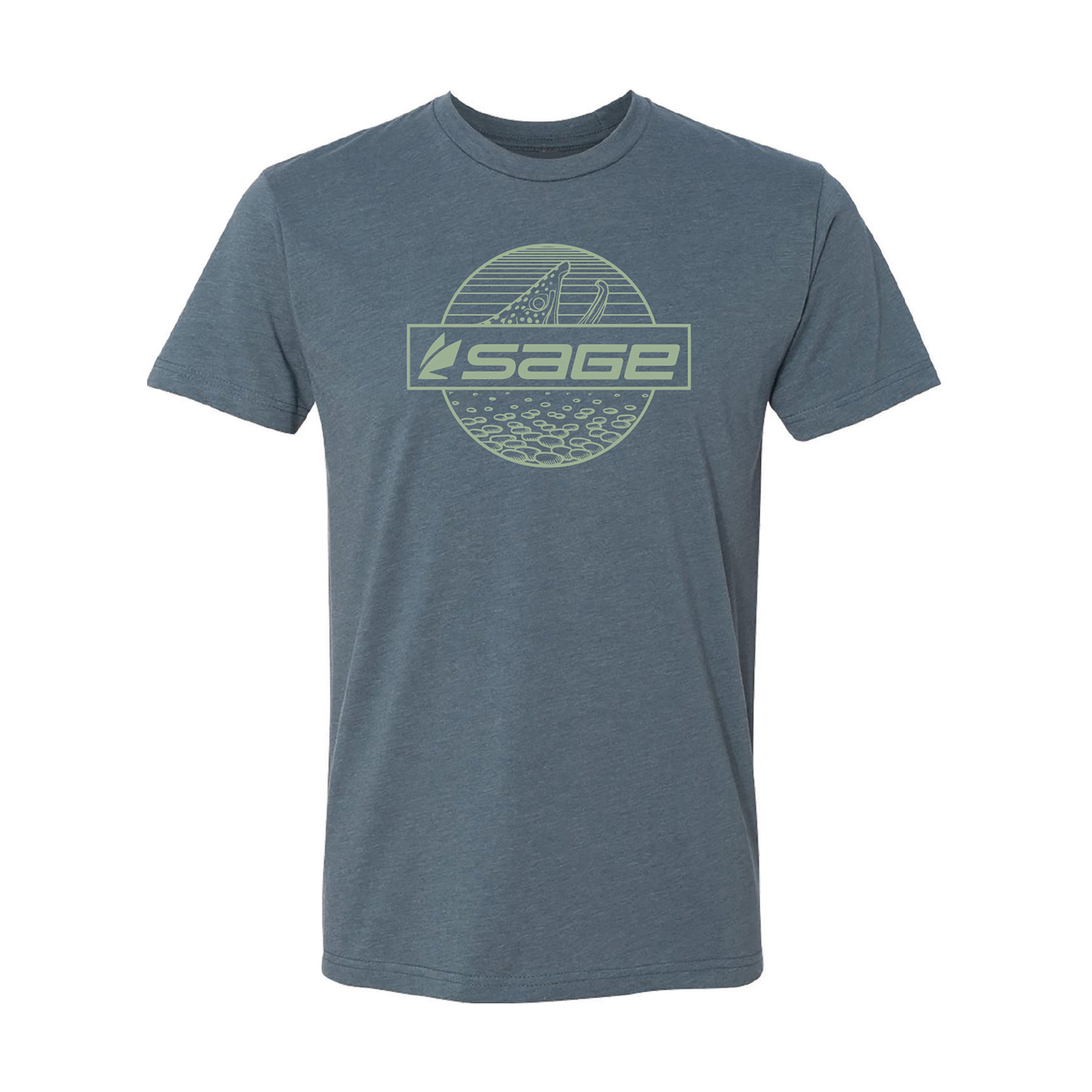 Sage Rising Trout T-shirt