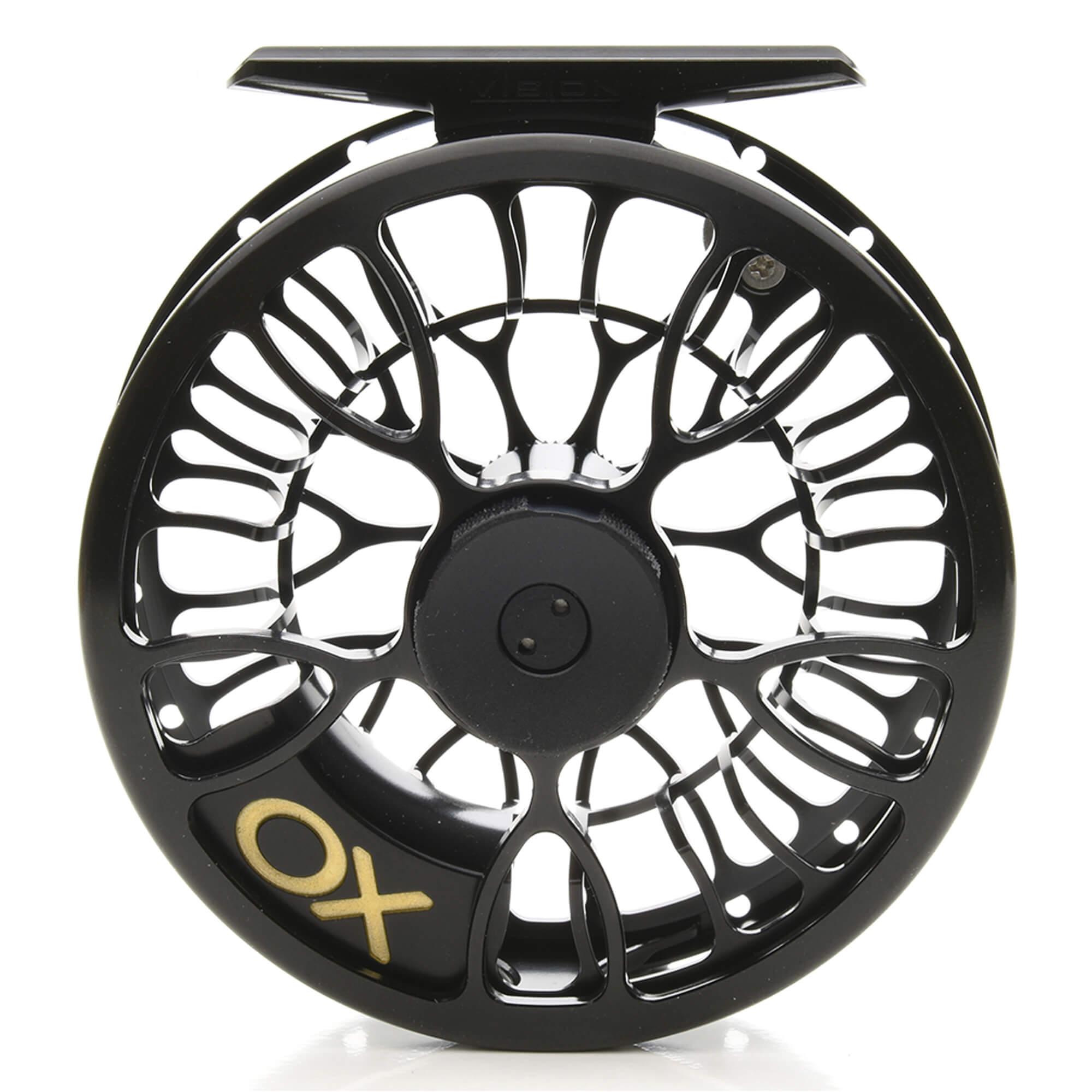 Vision XO Black Fly Reel