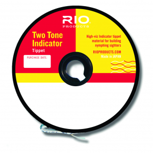 Rio 2-Tone Indicator Tippet