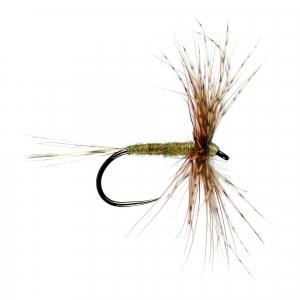 March Brown Jingler H/Dry B/L