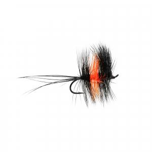 Orange Bibio Dapping Fly