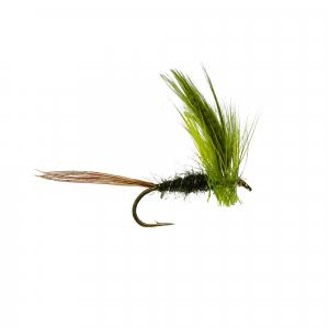 Olive Drake Mayfly Wet