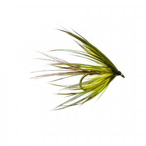 Green Mayfly Wet