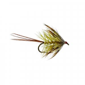 Grey Partridge Mayfly Wet