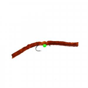 Brown Chamois Worm