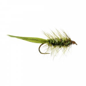 Olive Wooly Bugger (W)
