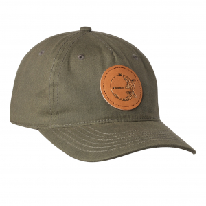 Sage Chasing Trout Hat Olive