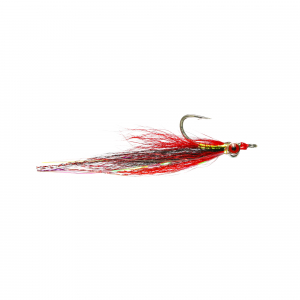 Saltwater Red Clouser