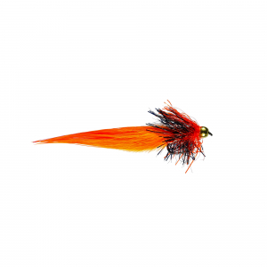 Gold Bead Fire Tail