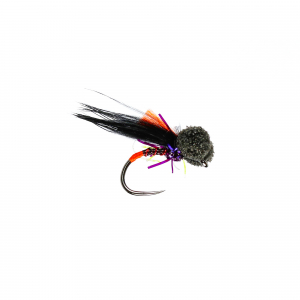 Claret Quill Booby B/L