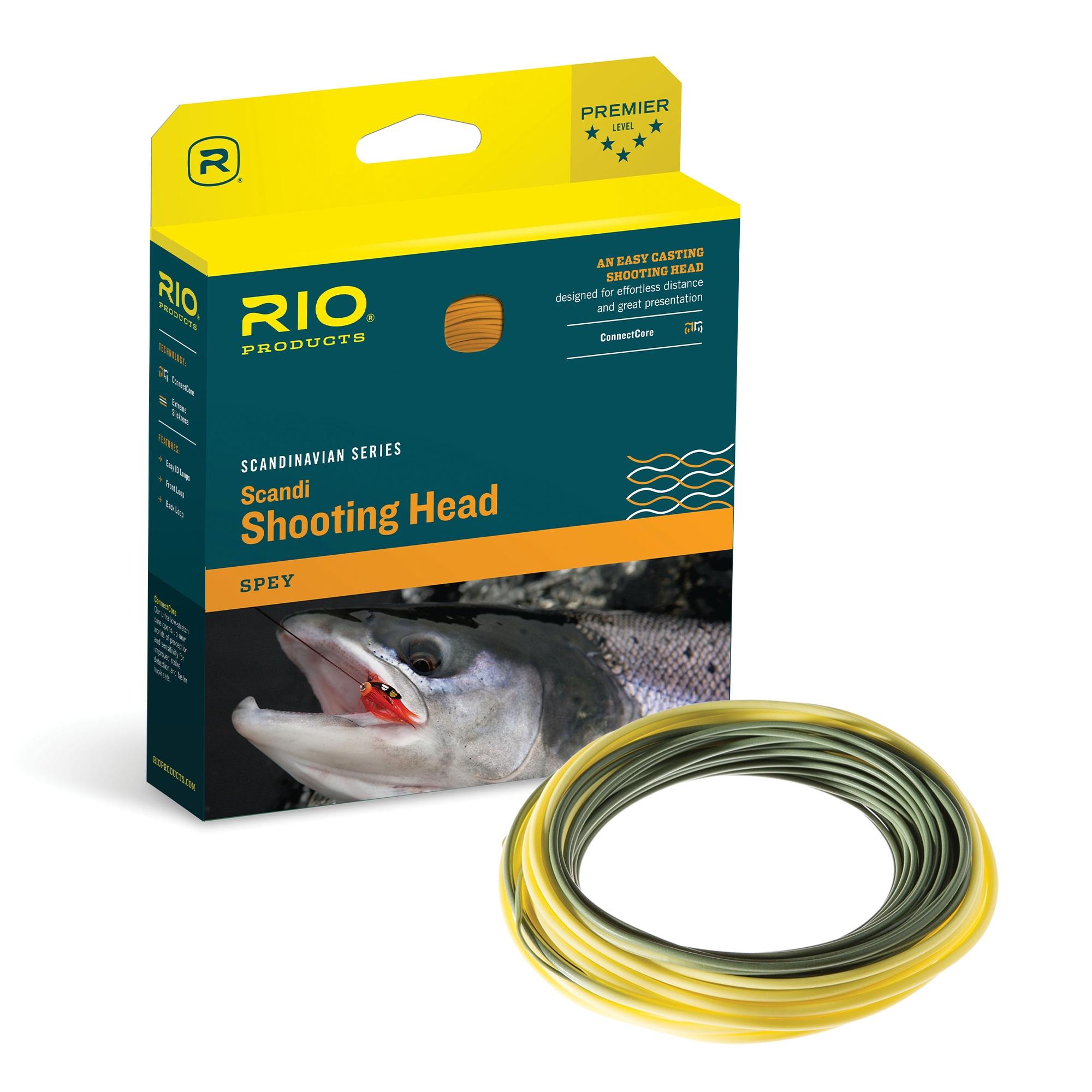 Rio AFS Shooting Head