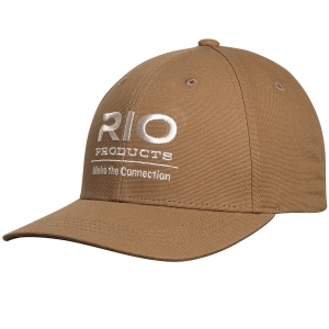 Rio Make The Connection Logo Hat – Barley