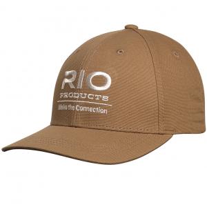 Rio Make The Connection Logo Hat – Barley
