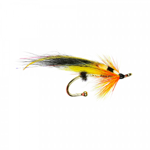 Brooch Pin Salmon Cascade