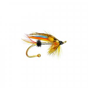 Brooch Pin Salmon Dusty Miller