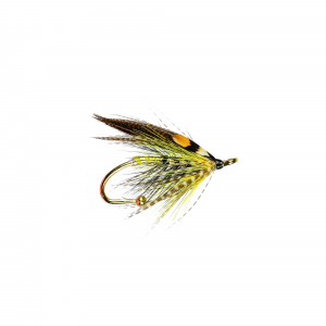 Brooch Pin Salmon Spey Stoat