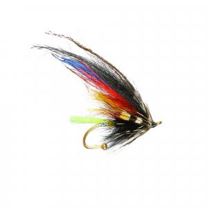 Brooch Pin Salmon Jock Scott