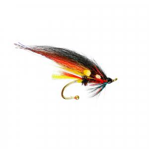 Brooch Pin Salmon Thunder & Lightning