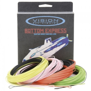 Vision Bottom Express Fly Line