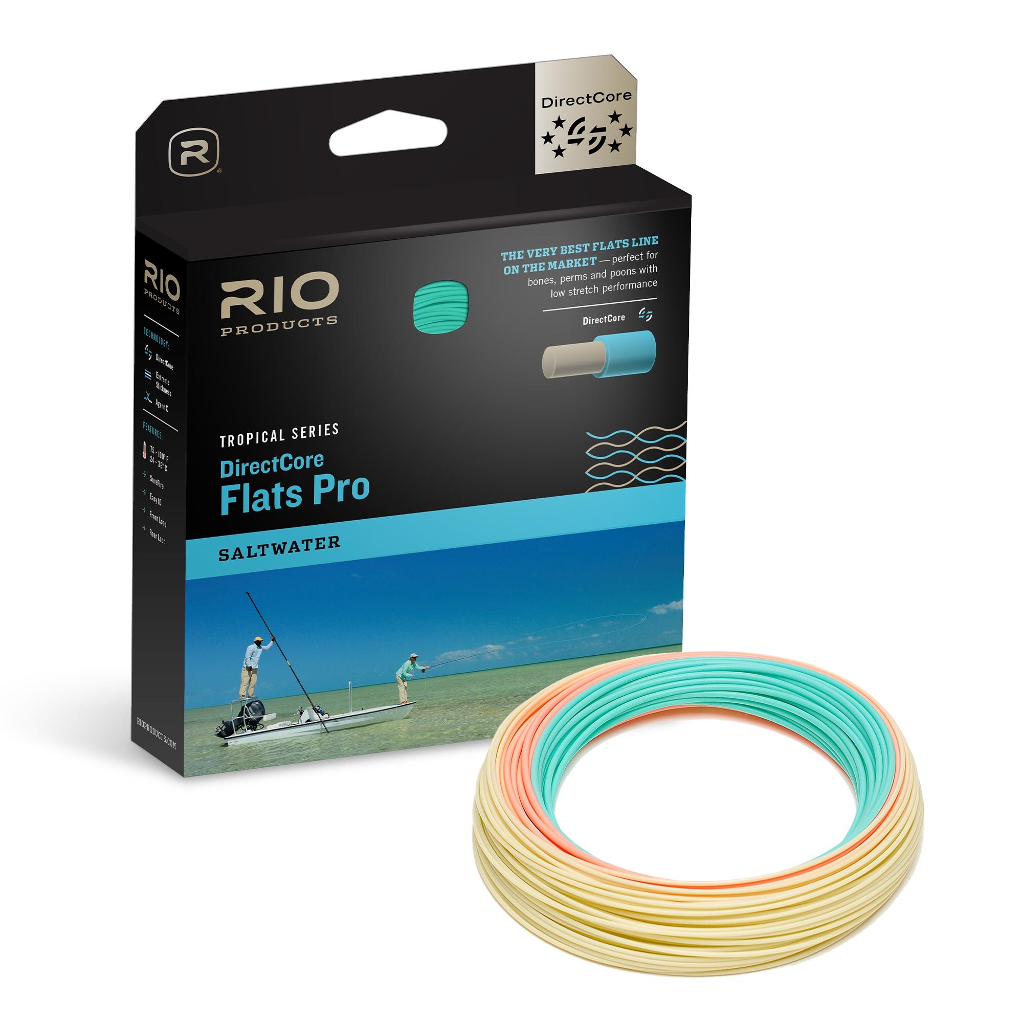 Rio Directcore Flats Pro Fly Line