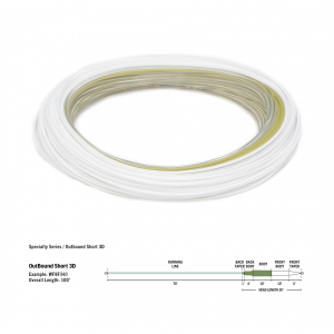 Premier Rio Coldwater OutBound Short Fly Line