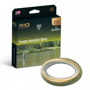 Elite Rio Single Handed Spey 3D Fly Line