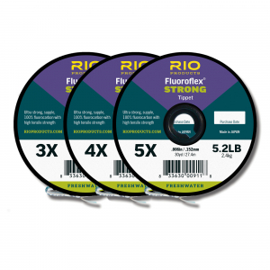 Rio Fluoroflex Strong Triple Pack