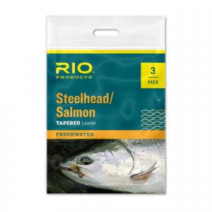 RIO STEELHEAD / SALMON LEADER TRIPLE PACK
