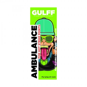 Gulff Ambulance UV Resin