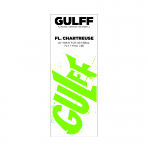 Gulff Fluorescent UV Resin