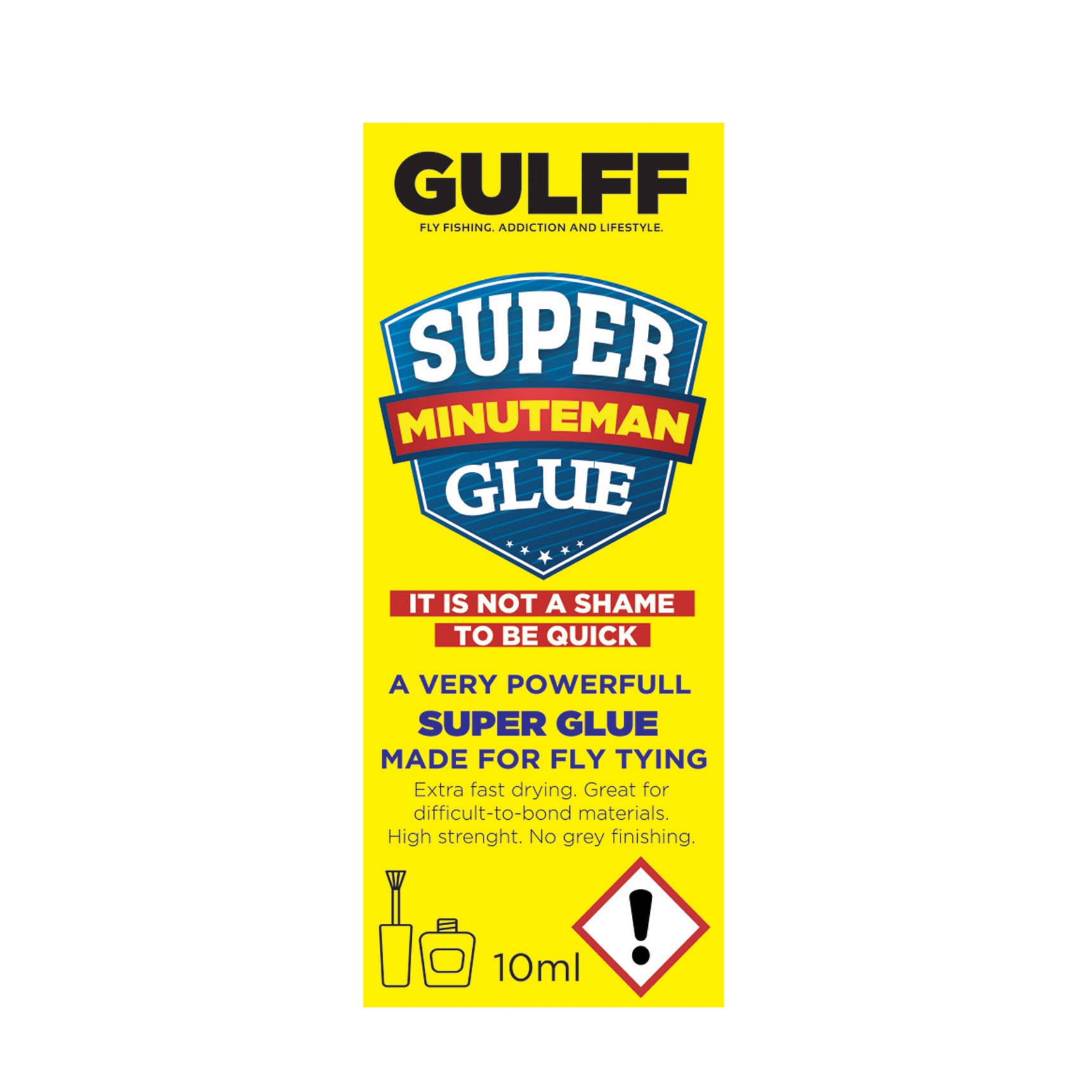 Gulff Minuteman Superglue