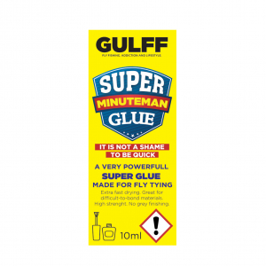 Gulff Minuteman Superglue