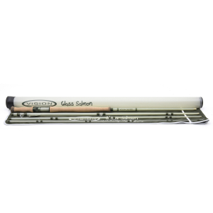 Vision Glass Salmon Fly Rod