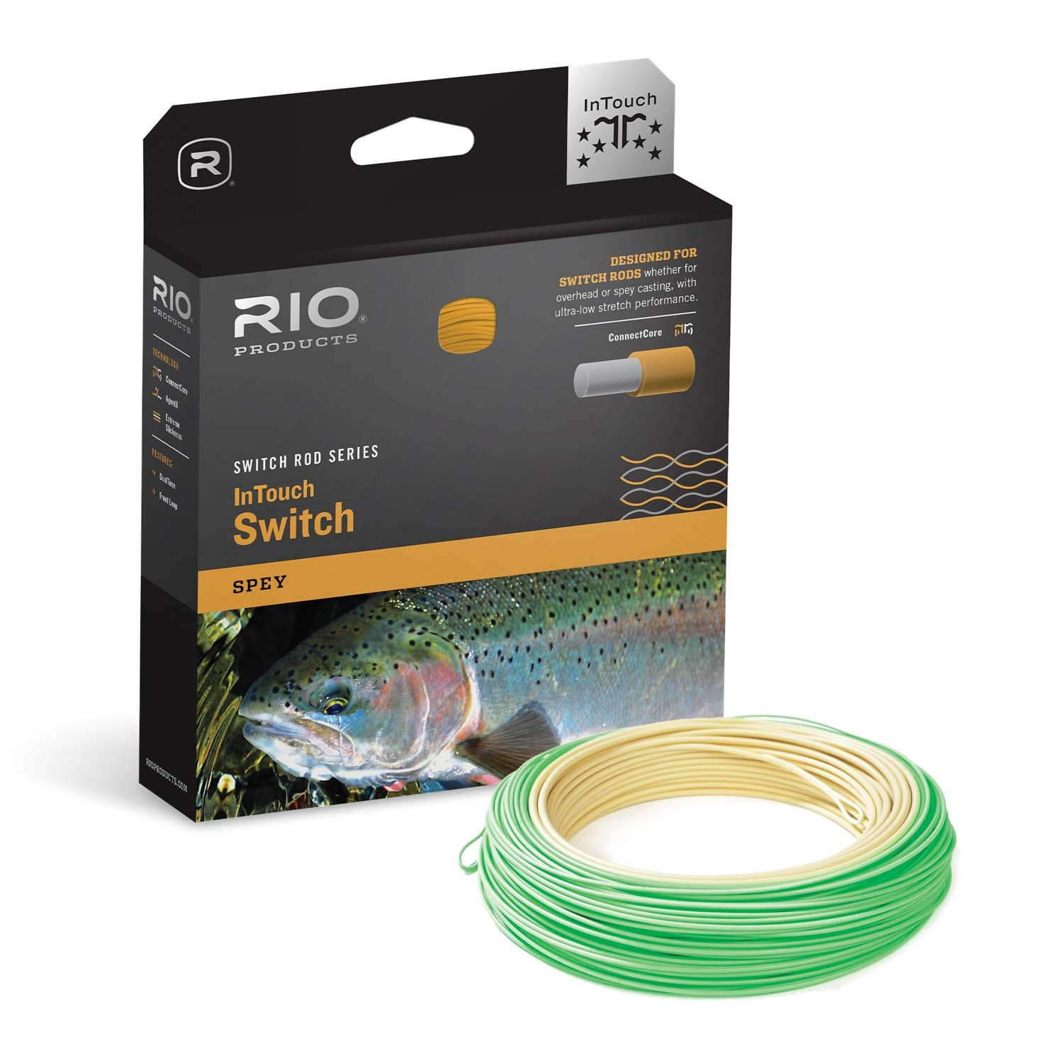 Rio InTouch Switch