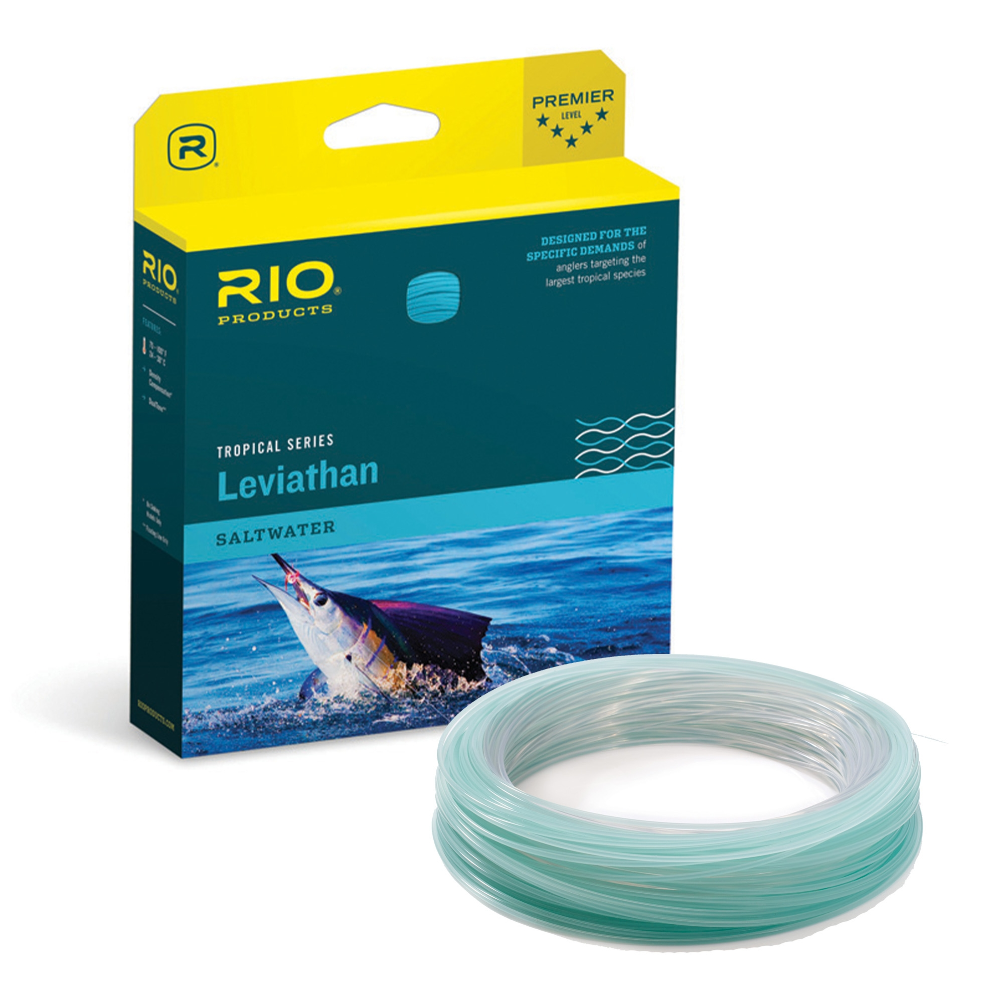 Rio Leviathan Fly Line