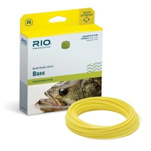 Rio Mainstream Bass / Pike Fly line