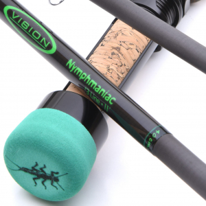 Vision Nymphmaniac 11ft #2 Fly Rod