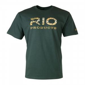 Rio Logo T-Shirt Green