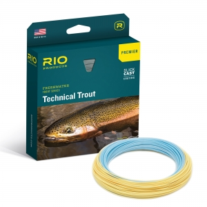 PREMIER RIO TECHNICAL TROUT FLY LINE