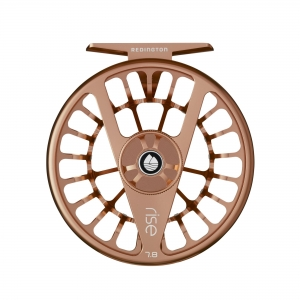Redington Rise Fly Reel – Rose Gold