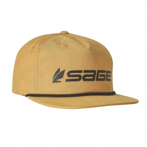 Sage Captains Hat Tan