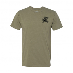 Sage Heritage Logo T-Shirt Trout