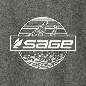 Sage Performance Zip Hoodie